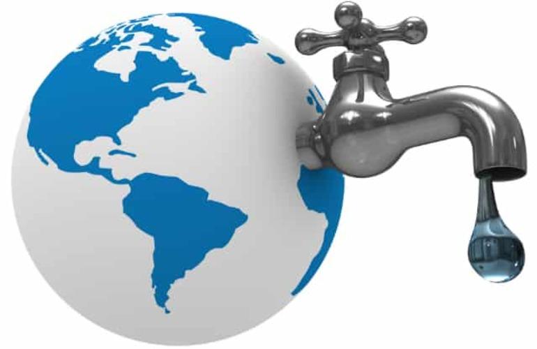 Resized economies d eau